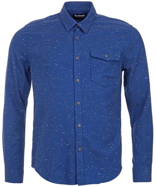 Men's Barbour International Frith Shirt - Navy