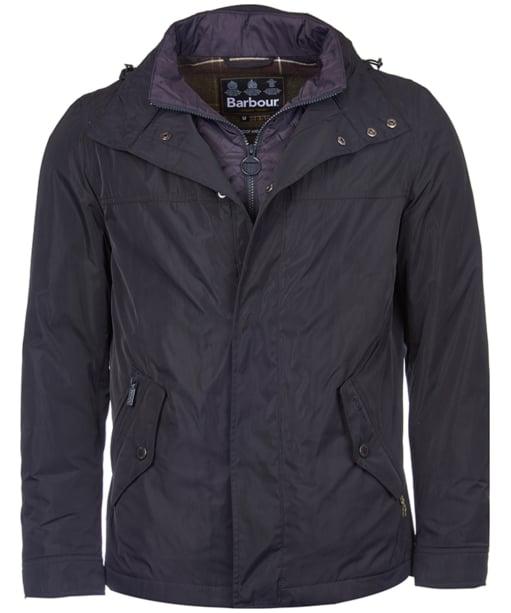 Men's Barbour Tulloch Jacket - Navy