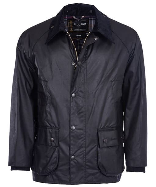Men's Barbour Bedale Jacket - Black