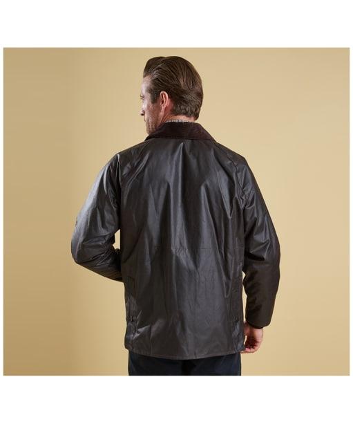 Men's Barbour Bedale Jacket - Rustic