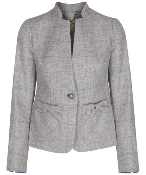 Women's Dubarry Jasmine Tailored Tweed Jacket - Shale