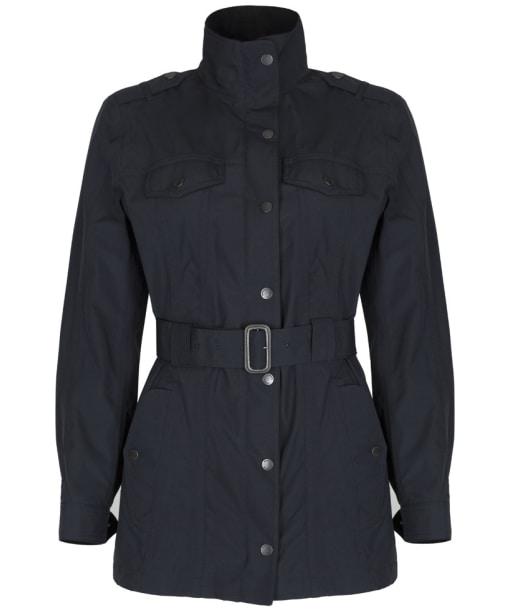 Women's Dubarry Swift Waterproof Jacket - Navy