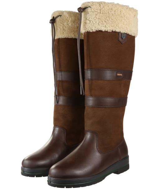Women's Dubarry Kilternan Boots - Walnut