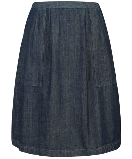 Women's Seasalt Dropper Loop Skirt - Raw Indigo