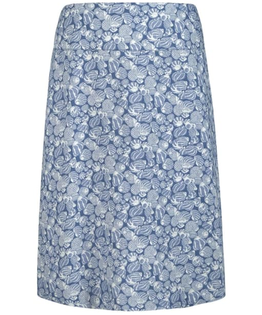Women's Seasalt Sapling Skirt - Shells Marine