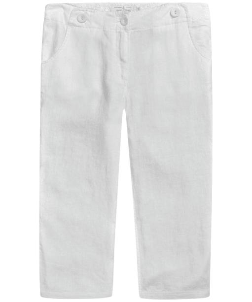 Women's Seasalt Brawn Point Crop Trousers - Salt