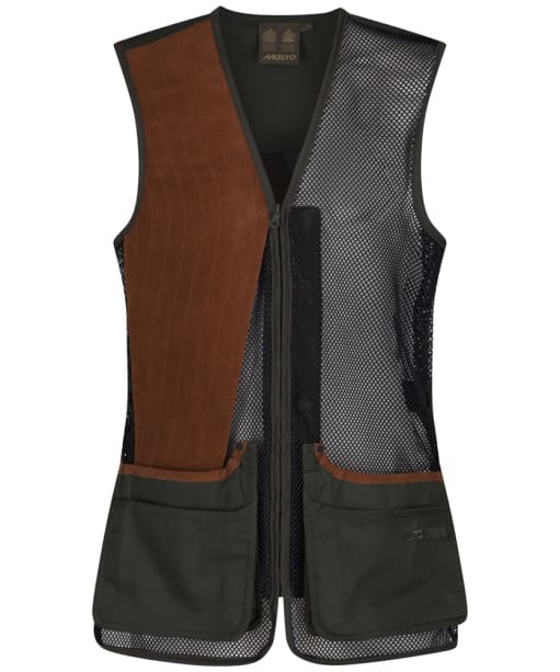Men's Musto Right Handed Competition Skeet Vest - Vineyard Regular