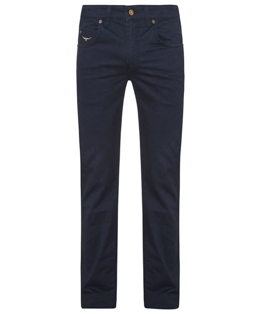 Men's R.M. Williams Linesman Slim Jeans - Navy
