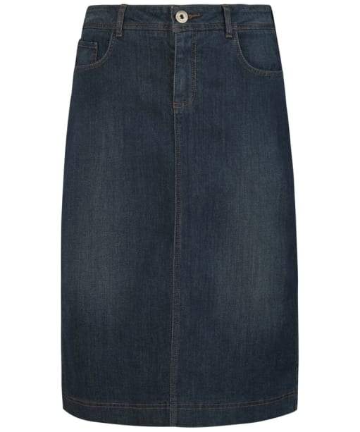 Women's Seasalt Pordenack Point Skirt - Midnight Wash