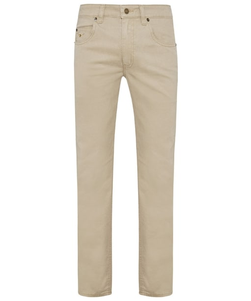 Men's R.M. Williams Linesman Slim Jeans - Buckskin