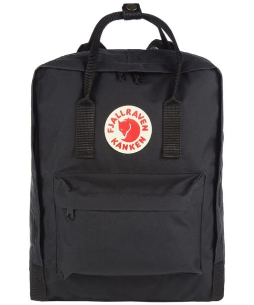 Fjallraven Kanken Backpack - Black