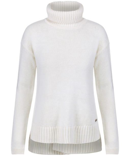 Women's Barbour International Endo Knit - Snow