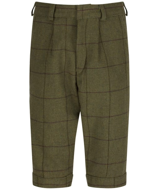 Kids Alan Paine Rutland Tweed Breeks - Lichen