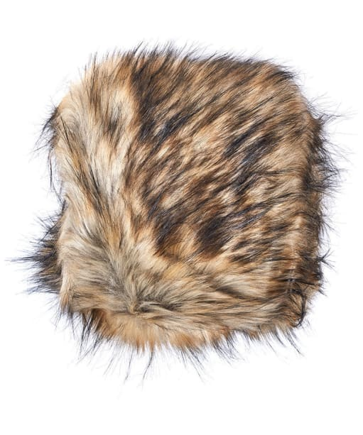 Women's Barbour Fur Wrap - Natural