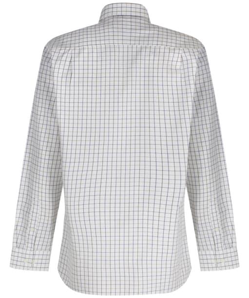 Men's Schoffel Tattersall Shirt - River Bed