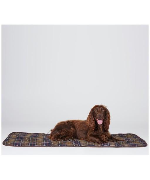 Barbour Medium Dog Blanket - Classic / Brown