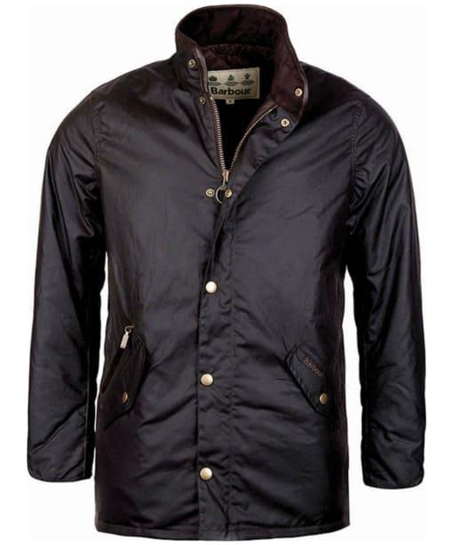 Men's Barbour Prestbury Wax Jacket - Rustic