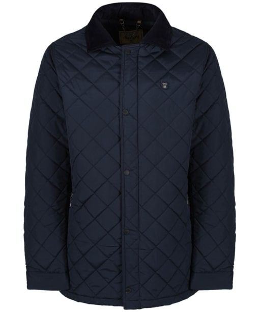 Men's Dubarry Clonard Quilted Jacket - Navy