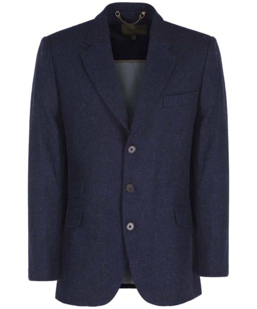 Men's Dubarry Gorse Tweed Tailored Jacket - Navy