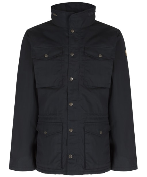 Men's Fjallraven Räven Winter Jacket - Black