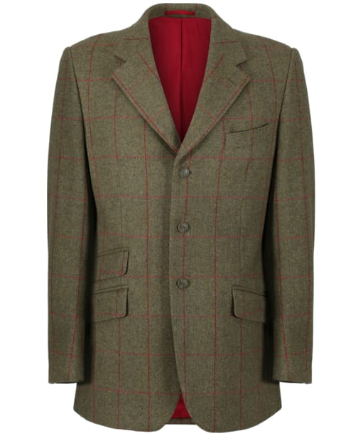 Men's Alan Paine Combrook Long Blazer - Sage