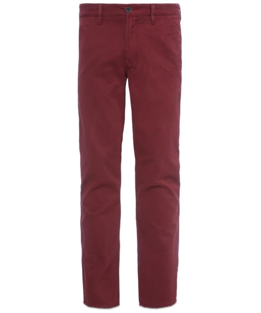 Men's Timberland Squam Lake Twill Chinos - Dark Port