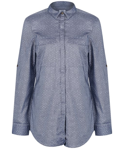 Women's Barbour Blizzard Shirt - Chambray