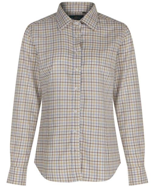 Women's Alan Paine Bromford Check Shirt - Country Check