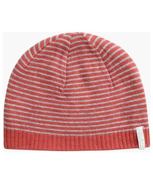 Women's Seasalt Leaze Hat - Scandi Breton Barn Red