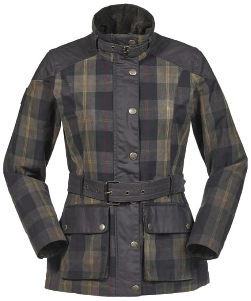 Women's Musto Ashcombe Jacket - Woodland Check