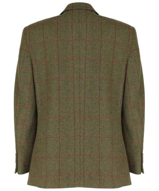 Men's Alan Paine Combrook Classic Fit Tweed Blazer - Sage