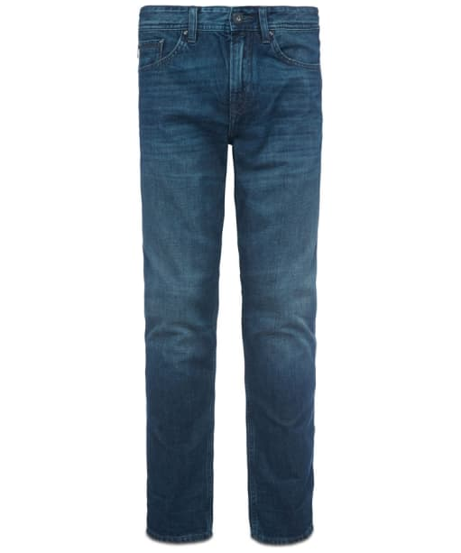 Men's Timberland Squam Lake Denim Jeans - Dirty Authentic