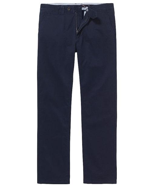 Men's Crew Clothing Crew Trousers - Navy