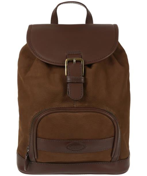 Dubarry Mourne Leather Backpack - Walnut