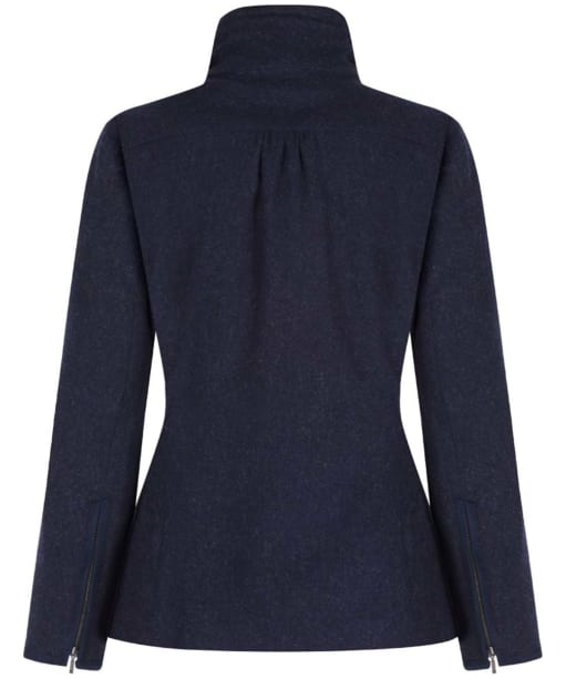 Women's Dubarry Bracken Tweed Jacket - Navy
