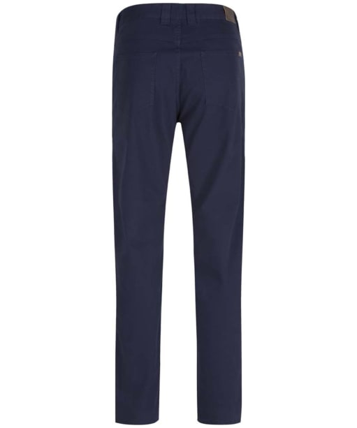 Men's Schoffel Canterbury 5 Pocket Jeans - Navy