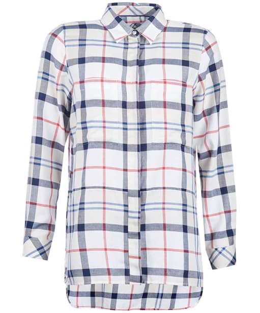 Women's Barbour Kelso Shirt - Summer Tartan