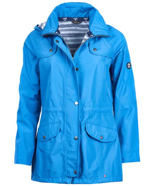 Women's Barbour Trevose Jacket - Beachcomber Blue