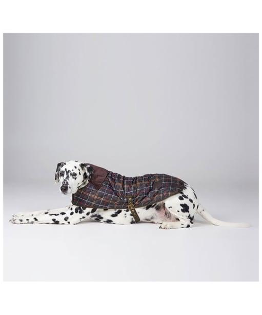 Barbour Tartan Dog Coat - Classic Tartan