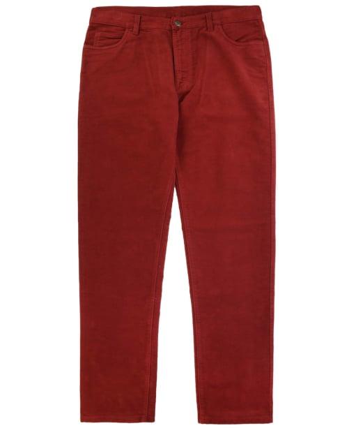 Men's Ptarmigan Stone Cutter Trousers - Claret