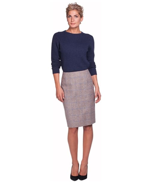 Women's Dubarry Fern Skirt - Shale