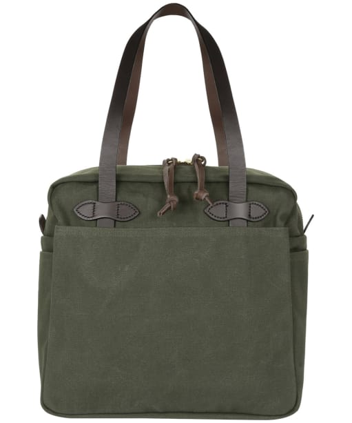 Filson Zipped Tote Bag - Otter Green