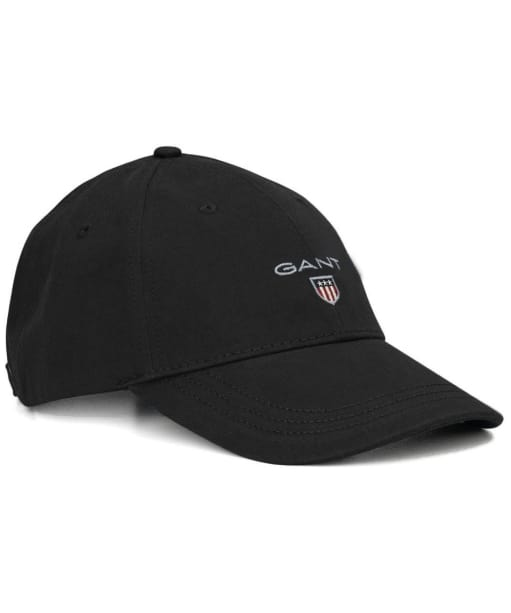 Men's GANT Twill Cap - Black