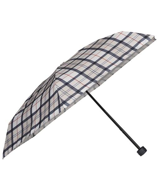 Women's Barbour Lilburn Umbrella - Summer Tartan