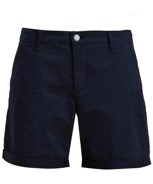 Women's Barbour Essential Shorts - Navy