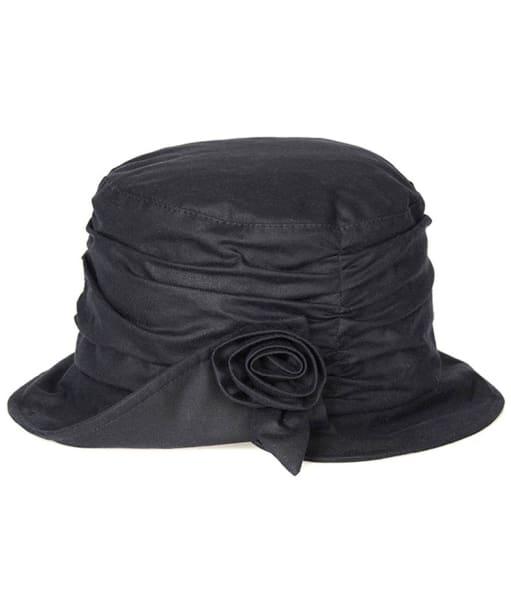 Women's Barbour Wax Kirstie Hat - Navy