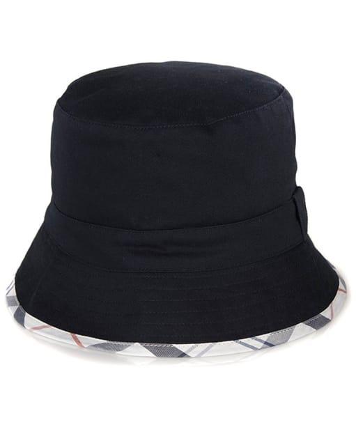 Women's Barbour Langton Reversible Hat - Blue