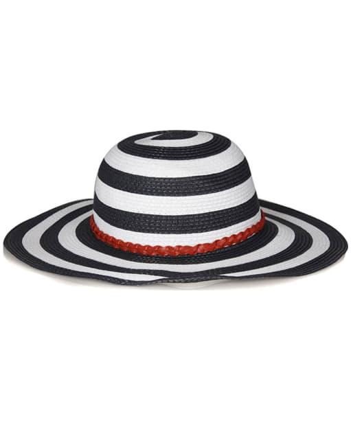 Women's Barbour Tide Hat - Navy Stripe