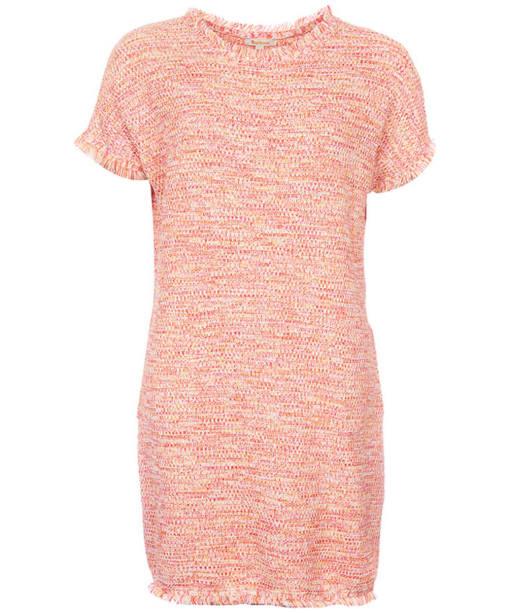Women's Barbour Undertow Dress - Cloud | Red