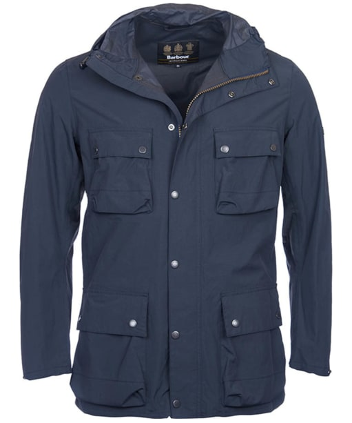 Men's Barbour International Drag Jacket - Navy